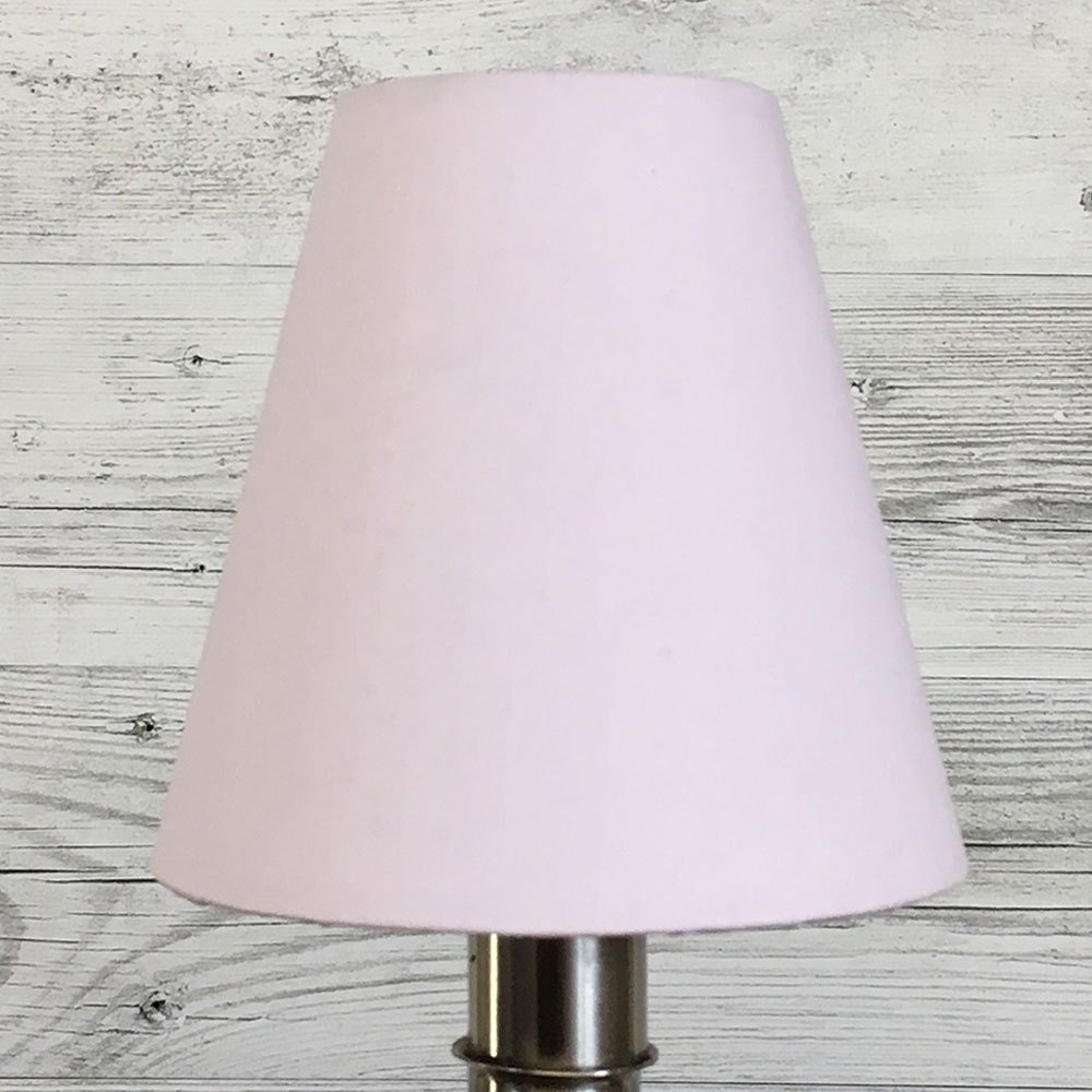Wilma Candle Shade Baby Pink